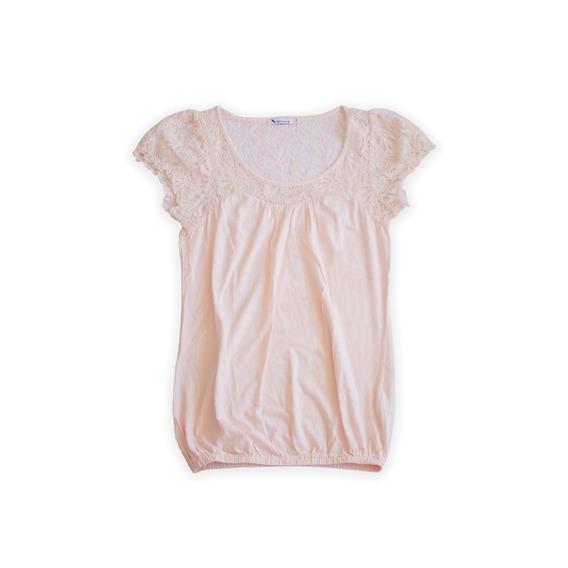Blusa Renuar Mujer Talla S Color Rosado Claro