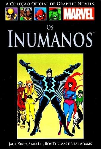 Os Inumanos Marvel Salvat X 10 Stan Lee Jack Kirby Thor Raio