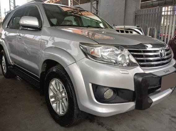 Toyota Hilux 3.0 Srv 16v Cd 2013 Automático.