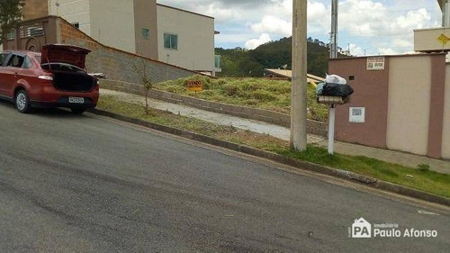 Terreno À Venda, 300 M² Por R$ 120.000,00 - Loteamento Residencial Tiradentes - Poços De Caldas/mg - Te0072