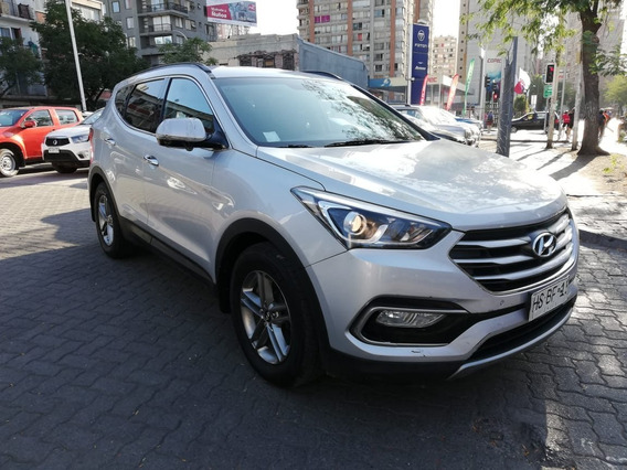 Hyundai Santa Fe 2.2 Crdi At 2016