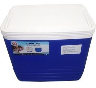 Caixa Térmica Igloo Cooler 15 Litros 16 Qt Praia Nautika