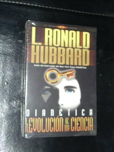 Dianética La Evolución De Una Ciencia Ronald Hubbard