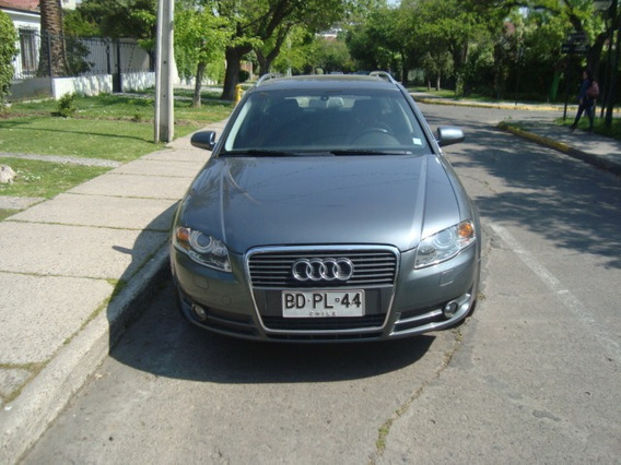 Audi A4 Avant Station Año 2008 Full Equipo