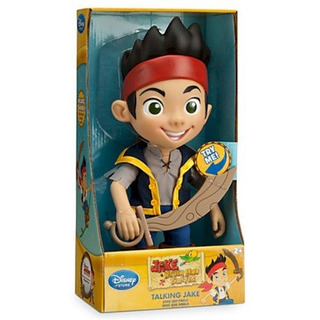 Jake And The Never Land Pirates: 35cm Habla En Ingles