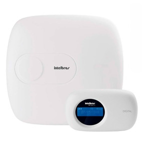 Central Alarme Intelbras Amt 4010 Smart + Bateria 12v7a