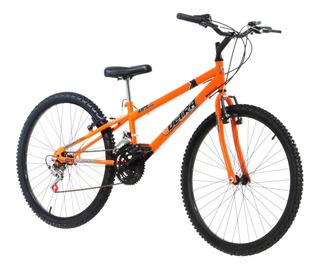 Bicicleta Ultra Aro 26 Rebaixada Freio V Break