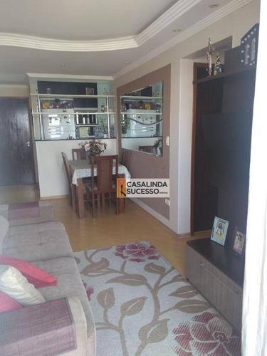Imagem 1 de 30 de Apartamento À Venda, 52 M² Por R$ 340.000,00 - Vila Matilde - São Paulo/sp - Ap5370