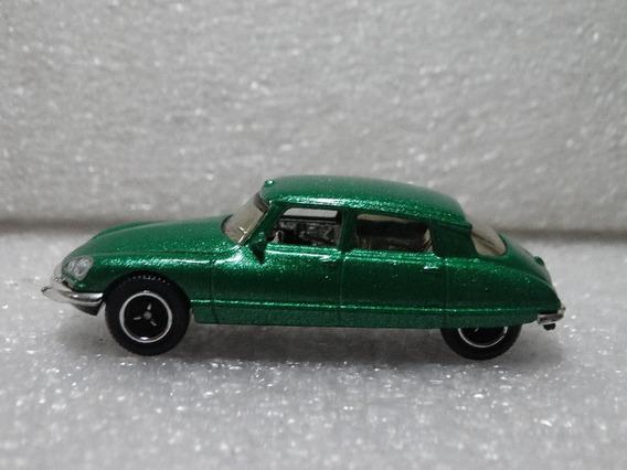 1968 Citroen Ds Verde Matchbox 1:64 Loose
