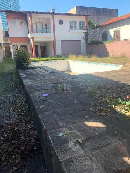 Casa Para Aluguel, 5 Quartos, 3 Vagas, Enseada Do Suá - Vitória/es - 684