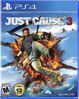 Just Cause 3 - Ps4 Playstation 4 - Nuevo