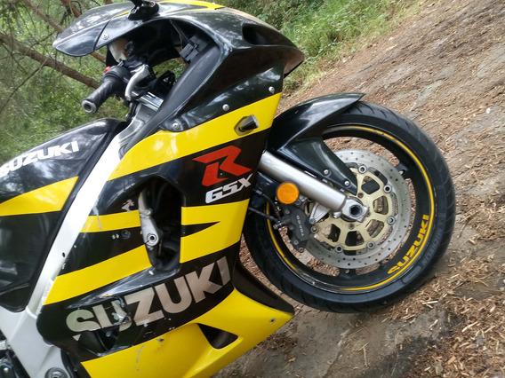 Suzuki Gxr 600 C.c.