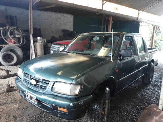 Chevrolet Luv 2.5 Pick-up D/cab 4x2 D Aa 1999