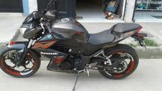 Kawasaki Z 250 Gris Plata