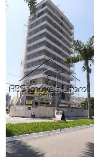 Imagem 1 de 12 de Apartamento Novo Na Vila Mirim Em Praia Grande