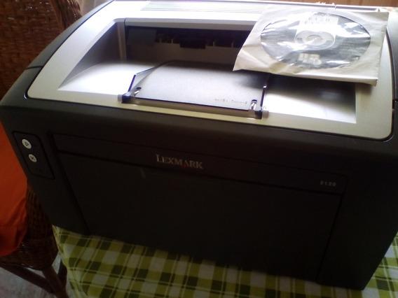 Impresora Marca Lexmark E 120