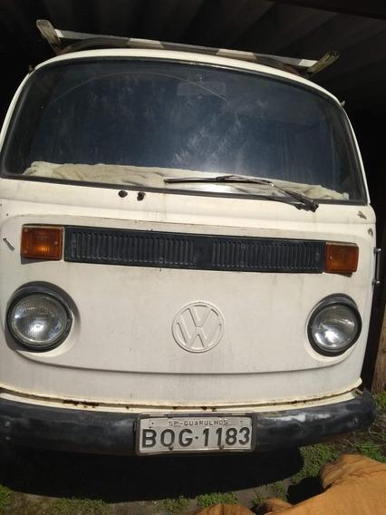 Volkswagen Kombi 1990/1991