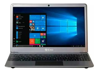 Notebook Exo Smart Intel Core I3 256gb Ssd 4gb Ram Win 10