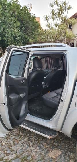 Nissan Frontier 2017 2.3 Le Cab. Dupla 4x4 Aut. 4p