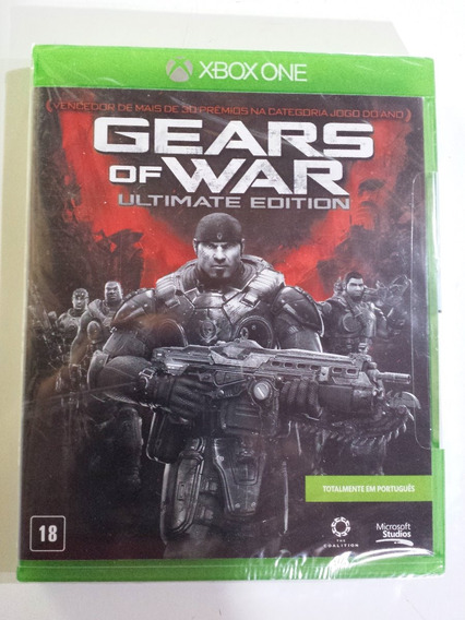 Gears Of War: Ultimate Edition (em Português) { Xbox One }