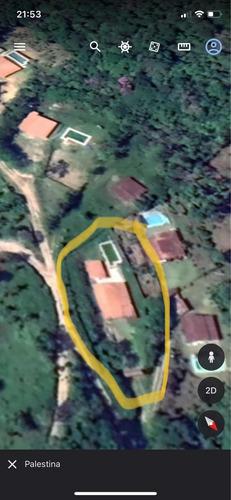 Imagem 1 de 14 de Chácara 1500m2 4 Dormitórios 1 Suíte Com Piscina