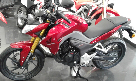 Honda Cb190r 0km 2020 - Power Bikes