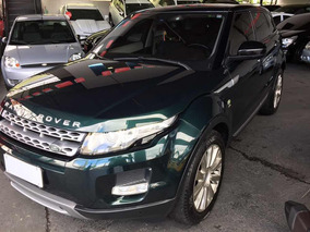 Land Rover Evoque 2.2 Sd4 Prestige Tech 2015 Verde