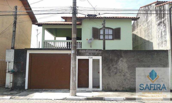 Sobrado Com 3 Dorms, Parque Maria Helena, Suzano - R$ 435.000,00, 0m² - Codigo: 600 - V600