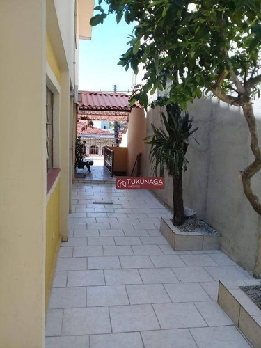 Sobrado Com 5 Dormitórios À Venda, 260 M² Por R$ 690.000,00 - Vila Galvão - Guarulhos/sp - So0972