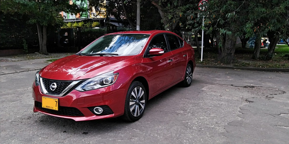Nissan New Sentra Exclusive 1.8 Plus Automatico