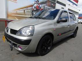 Renault Clio Ii Authentique Mt 1400cc Aa