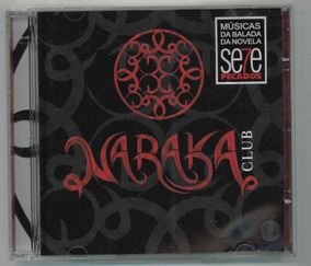 Cd Original Novela Sete Pecados Naraka Club