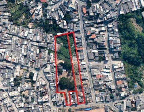 Terreno Padrão Em São Paulo - Sp - Te0229_prst