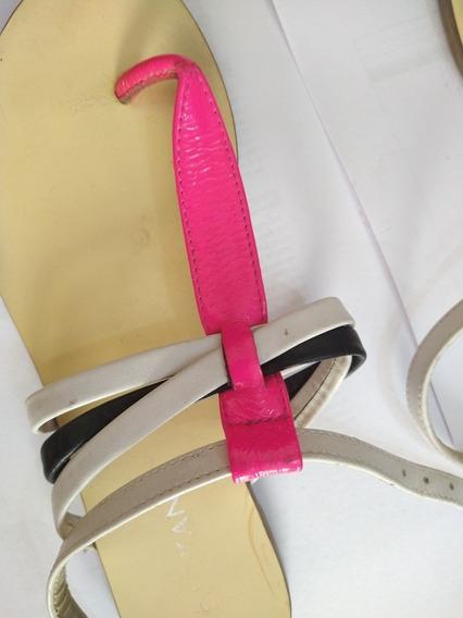 Sandalia De Mujer Sarkany Usada