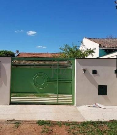 Casa Residencial À Venda, Loteamento Solar Campinas, Campinas. - Ca4270