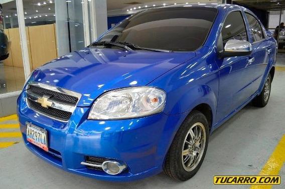 Chevrolet Aveo Lt - Automático