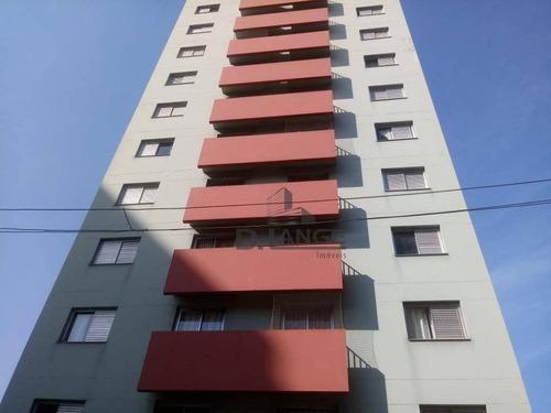 Imagem 1 de 18 de Apartamento Com 1 Dormitório À Venda, 42 M² Por R$ 240.000,00 - Centro - Campinas/sp - Ap13652