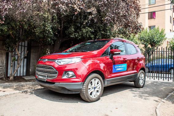 Ford Ecosport Titanium 1.6l 2017 ¡espectacular!