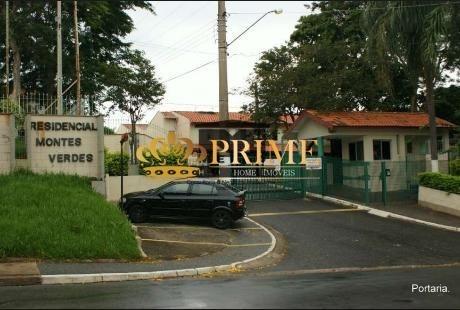 Casa À Venda Em Jardim Novo Campos Elíseos - Ca002788