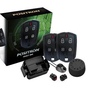 Alarme Automotivo Pósitron Cyber Exact Ex 360