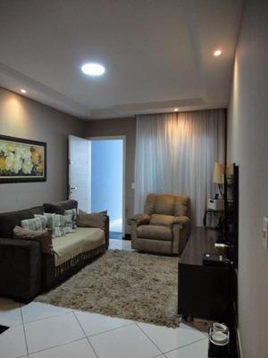 Sobrado Com 3 Dormitórios À Venda, 100 M² Por R$ 460.000 - Casa Branca - Santo André/sp - So2363