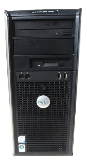 Computador Dell Optiplex 330 Ddr2 4gb 120gb Ssd