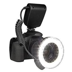 Macro Iluminador 48 Led Ring Flash Macro Canon T3i T4i T3