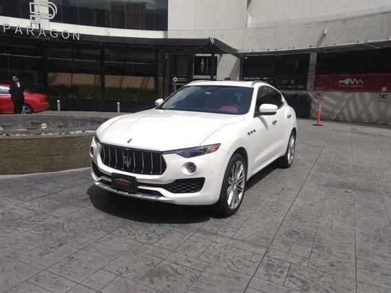 Maserati Levante 2017 Blanca.
