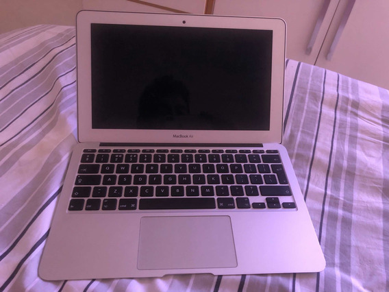 Macbook Air 11 I5 4gb 128ssd 2013