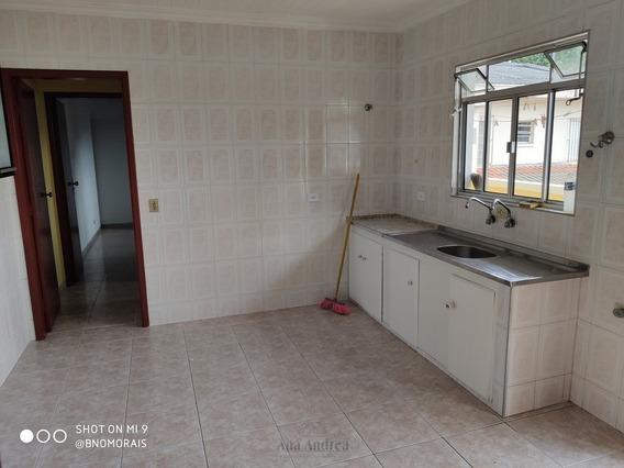 Casa Com 01 Dormitório No Pq. Pinheiros - 1591-2