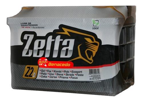 Bateria Zetta 90 Amp Instalación Incluida