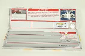 Kit Friso Lateral Cobalte Prata Cod.98550758 Gm