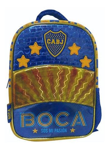 Mochila 12'' Espalda  Boca Juniors  Bo004