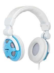 Fone Headphone Style Dj Nipponic Nip-cd830 Branco/azul